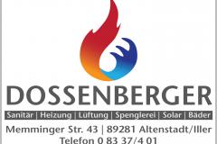 Dossenberger