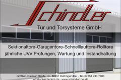 Schindler Tür- und Torsysteme